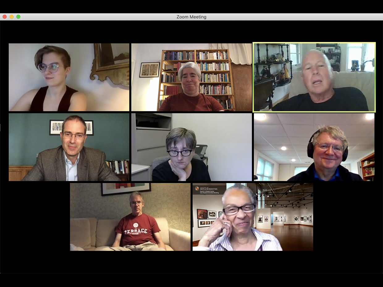 Iowa Zoom Research Meeting